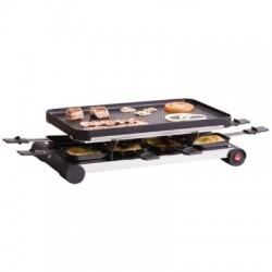 Raclette, grill, crêpière